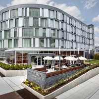 Courtyard Philadelphia South at The Navy Yard has Received a 2016 Certificate of Excellence award