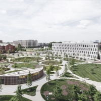 Central Green Receives Three Prestigious Development and Design Awards