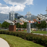 Mural Arts Philadelphia and PIDC Team Up for New Public Art Projects at the Navy Yard