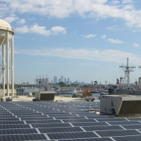 Community Solar Coming to the Navy Yard