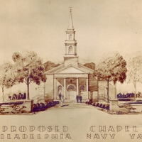 Throwback Thursday: The Chapel at the Navy Yard