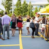 15+ Makers You'll Find at the Navy Yard Al Fresco Makers Market this August!