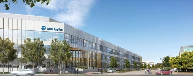 Liberty Property Trust and Synterra Partners to Break Ground on WuXi AppTec's Advanced Therapies Laboratory Testing Facility at the Navy Yard