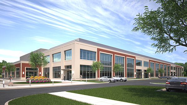 Rendering of 4701 League Island Blvd