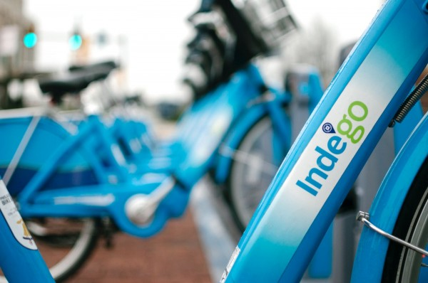 Indego bike share is coming to the Navy Yard this summer!