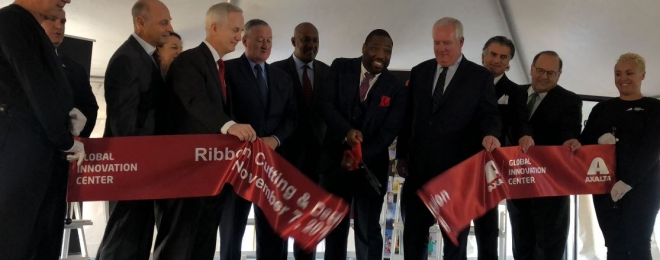 Axalta Opens World's Largest Research & Development Center Dedicated to Coatings and Color at the Navy Yard in Philadelphia