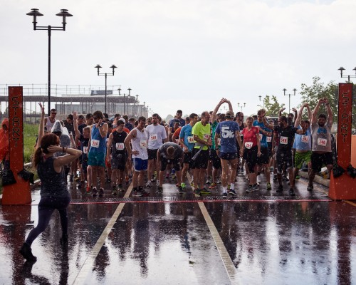 2016's Infamous 2-minute typhoon at the starting line.